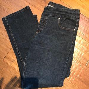 3/$20 Dark wash Jeans